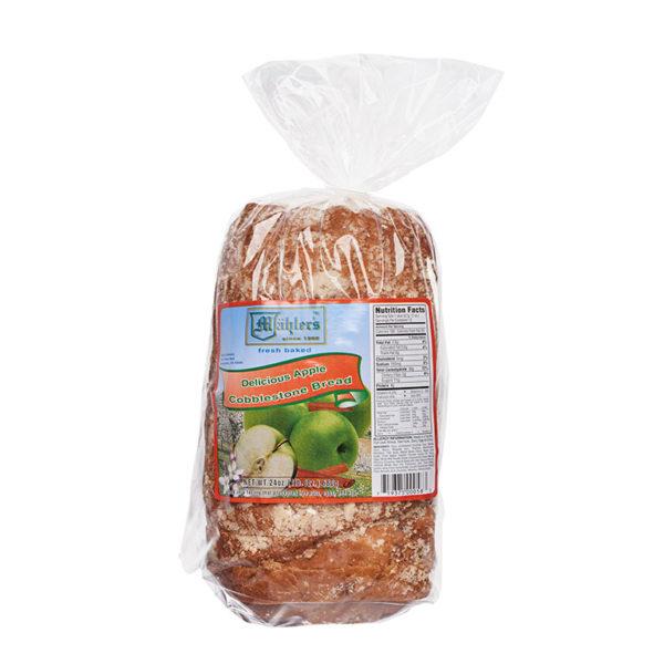 Apple Cobblestone Bread