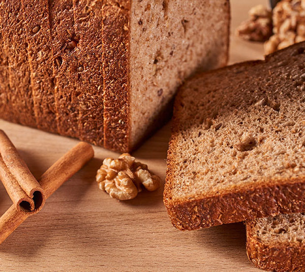 California Lifestyle Walnut Flax Protein Bread